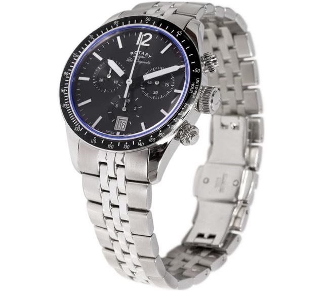 Rotary Men's Swiss Quartz GB90152/04 Chronograph Watch was £349.99 half price £179.99 at Argos