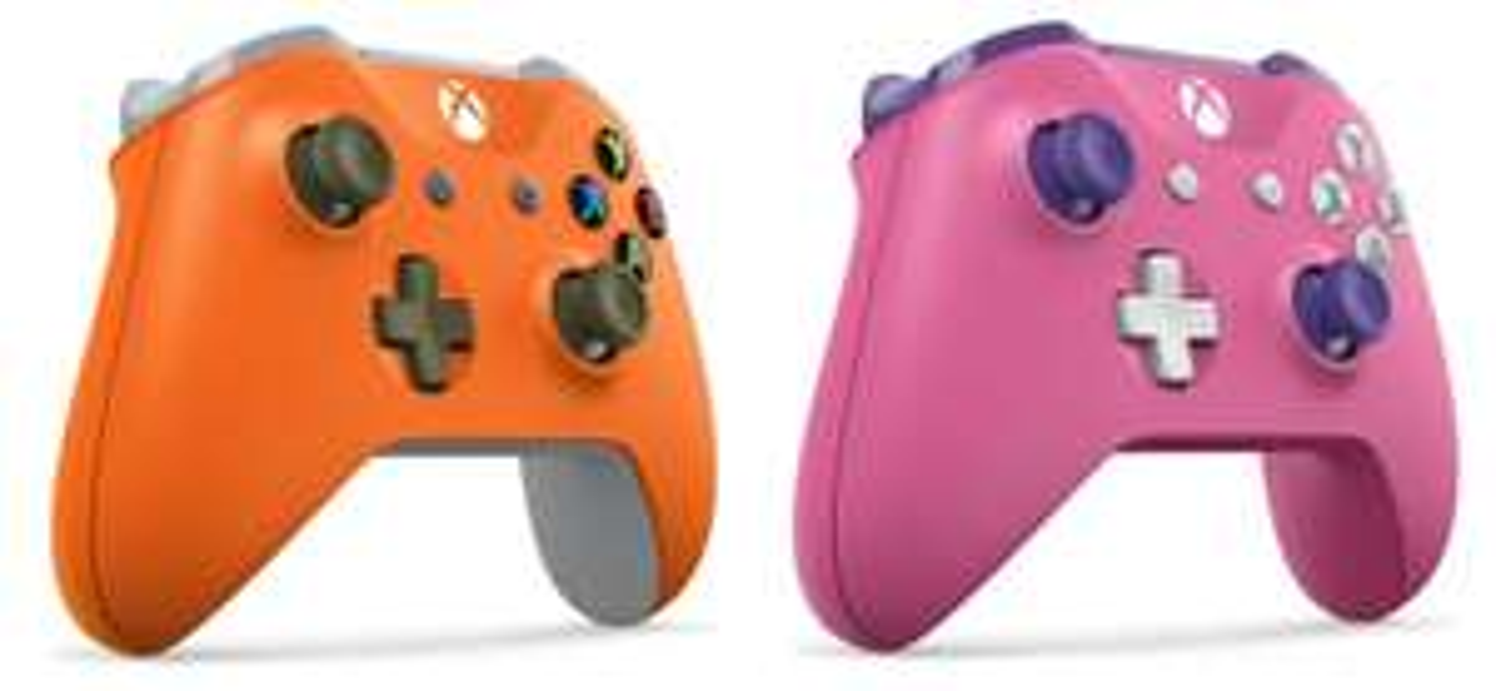 [Exclusive to Argos] Xbox Wireless Controller – Zest Orange / Military Green or Deep Pink / Regal Purple £39.99 Free C&C @ Argos / Argos eBay