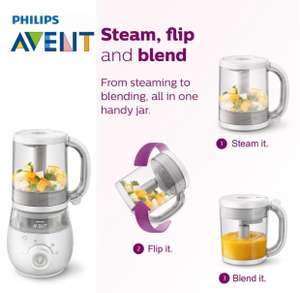 Philips Avent SCF875/01 4-in-1 Healthy Baby Food Maker at Amazon for £65