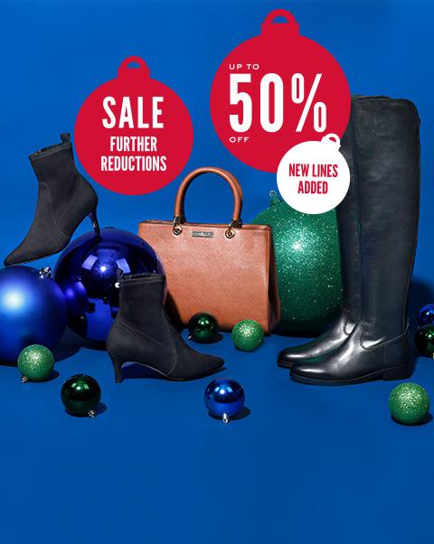 10% off including sale @ Kurt Geiger