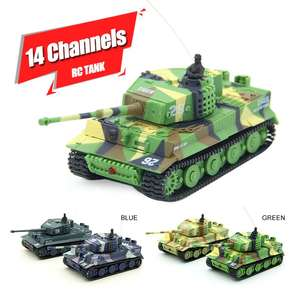 Mini RC Tank - Amazon £9.99 Prime Sold by SGILE direct and Fulfilled by Amazon.