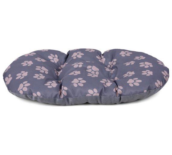 Medium-sized oval pet bed 1/2 price - now £3.99 @ Argos