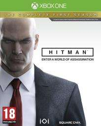 Hitman season one Xbox one £16.99 used ~ GraingerGames