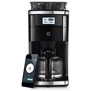 Smarter Coffee Machine v2.0 (bean to pot) - £119.99 @ Amazon