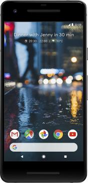 Google Pixel 2 64GB / EE / Unltd mins / texts / 2gb / £22.99 pm / £50 up front mobiles.co.uk