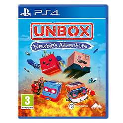 Unbox: Newbies Adventure (PS4) £9.99 Delivered @ GAME