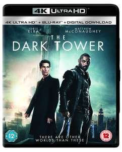 The Dark Tower (4K Ultra HD + Blu-ray), £14.99 prime / £16.98 non prime Amazon