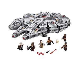 Lego Star Wars Millennium Falcon at Lego Shop for £97.99