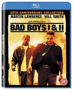 Bad Boys I & II (20th Anniversary Edition) Blu-ray £7.19 with code @ Zoom