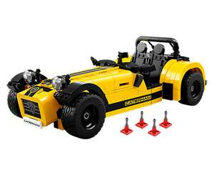 LEGO Ideas Caterham Seven 620R 21307 Building Kit - £52.49 @ Lego