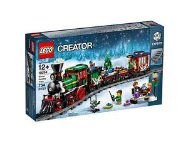 Creator Winter Holiday Train - £52.49 @ Lego