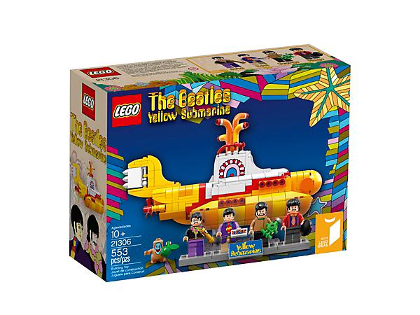 Lego Ideas Yellow Submarine - £38.49 @ Lego