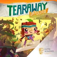 PSN Sale - Tearaway Unfolded down from £15.99 to £5.79