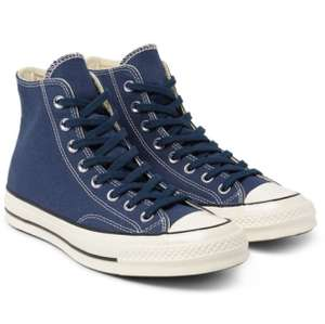 CONVERSE 1970s Chuck Taylor All Star Canvas High-Top Sneakers £35 at Mr Porter (£5 delivery)