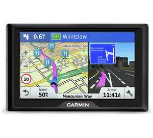 Garmin Drive 40LM 4.3 Inch Lifetime Maps UK & ROIb at Argos for £69