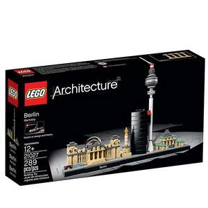 LEGO Architecture Berlin 21027 @ Lego Shop £17.49 / £21.44 delivered