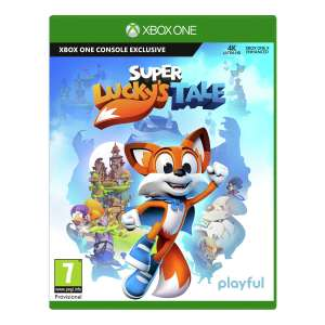 Super Lucky's Tale for Xbox One £9.99 C+C @ Hughes