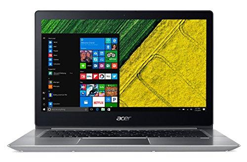 Acer Swift 3 14-Inch Notebook - Intel Core i5-7200U, 8 GB RAM, 256 GB SSD @ Amazon for £584.10