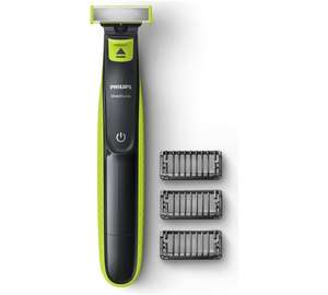 Philips Wet and Dry Oneblade Trim, Edge and Shave QP2520/25 £22.99 @ Argos
