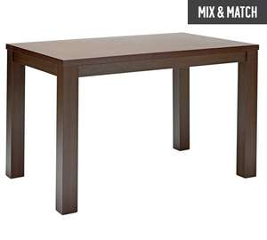 HOME Pemberton Oak/Wood Veneer 4 Seater Dining Table £49.99 - 6 seater Dining Table £59.99 (more in OP) @ Argos (£6.95 delivery)