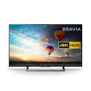 "Sony KD49XE8004BU 49"" 4K Ultra HD Smart LED TV at Co-Op Electrical for £567"