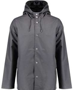 Mens Grey Fisherman Jacket £7 @ blue Inc