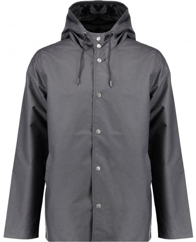 Mens Grey Fisherman Jacket £7 @ blue Inc