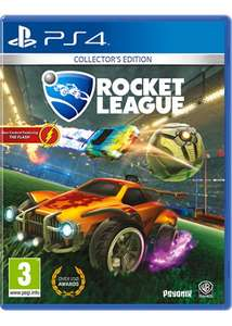 Rocket League Collectors Edition (PS4) at Base.com for £17.85