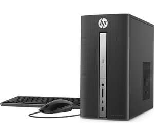 HP Pavilion 570-a111na Desktop PC £299 @ Currys