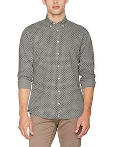 Tommy Hilfiger Mens Casual Shirt, Grey. Sizes S/M/L/Xl/XXL £17 Prime / £20.99 Non Prime @ Amazon