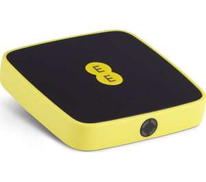 EE 4GEE Mini Pay Monthly Mobile WiFi £4.99 plus rolling contract from £17pm at Currys