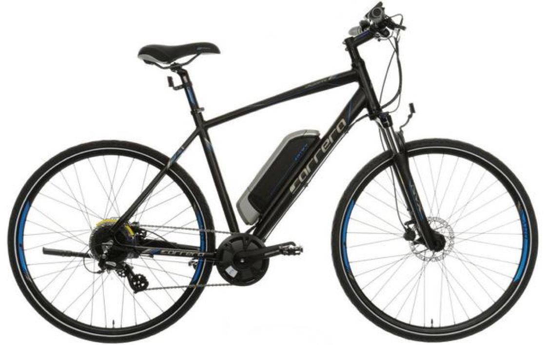 Carrera Crossfire-E electric Bike at Halfords for £960