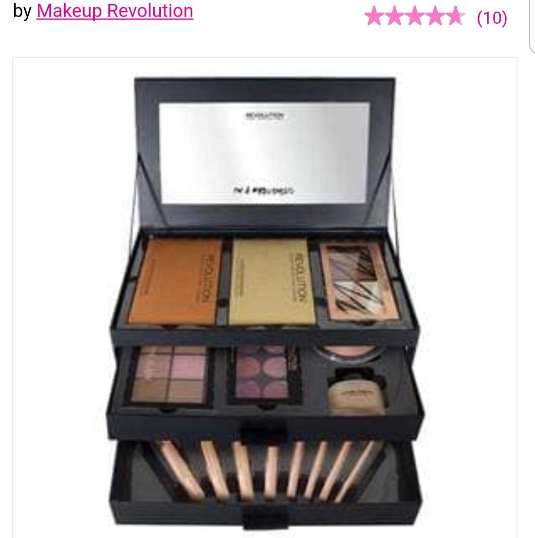 Revolution make up gift box set £23.99 @ Superdrug