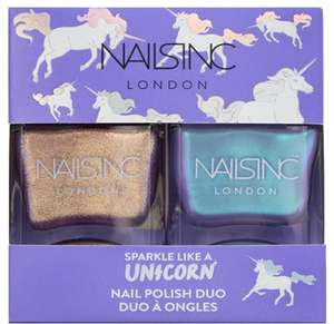 Nails Inc Set 50% off £7.50 @ M&S