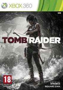 [Xbox 360] Tomb Raider (Digital Code) - 99p - CDKeys