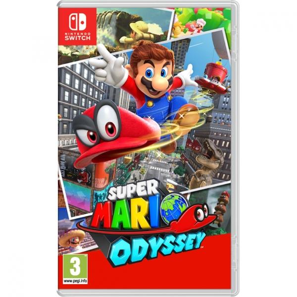 Super Mario Odyssey £39.99 @ 365games