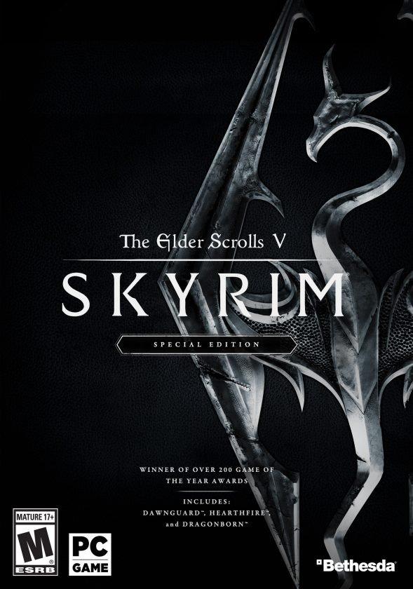 The Elder Scrolls V 5 Skyrim Special Edition PC - £11.99 @ CDKeys