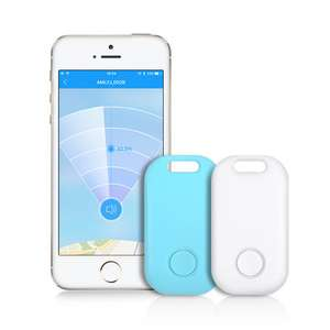 Digoo DG-KF30 Mini Smart Finder Wireless Bluetooth Alarm Anti Lost Device Locator for Kids / Key / Luggage / Wallet / Phones  £2.68 Del w/code @ Banggood