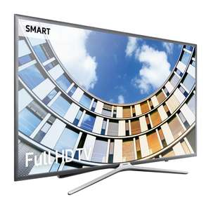 Samsung 32M5520 32 Inch Smart Full HD TV plus a Now TV Smart Box with 3 month entertainment pass - £279 @ Argos