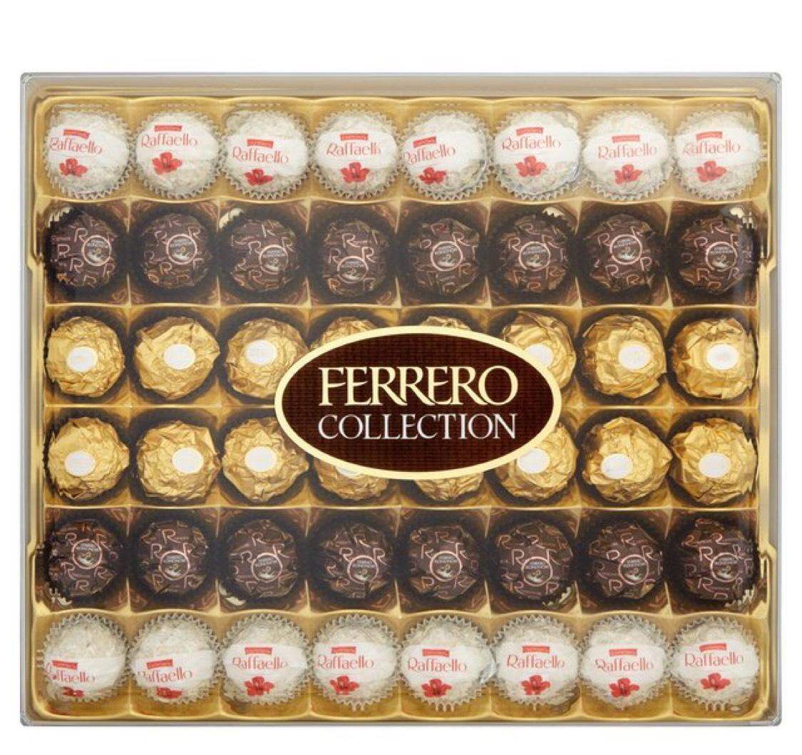 Ferrero Rocher 48 piece £5.50 Asda instore