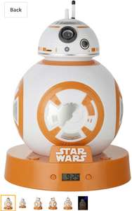 Star Wars BB8 Projection Clock - £14.99 delivered @ Maplin