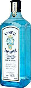 Bombay Sapphire London Dry Gin, 70 cl - £11.20 delivered at Amazon (prime members only)