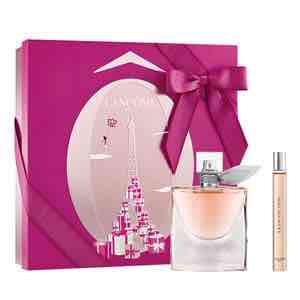 Lancôme La Vie est Belle - 50ml + 10ml mini - £46 delivered @ The Perfume Shop