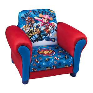Various upholstered Kids Chairs from £34.98 delivered @ Toys R Us