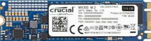 Crucial MX300 275GB M.2 Type 2280SS Internal SSD,. £72.52 from Crucial