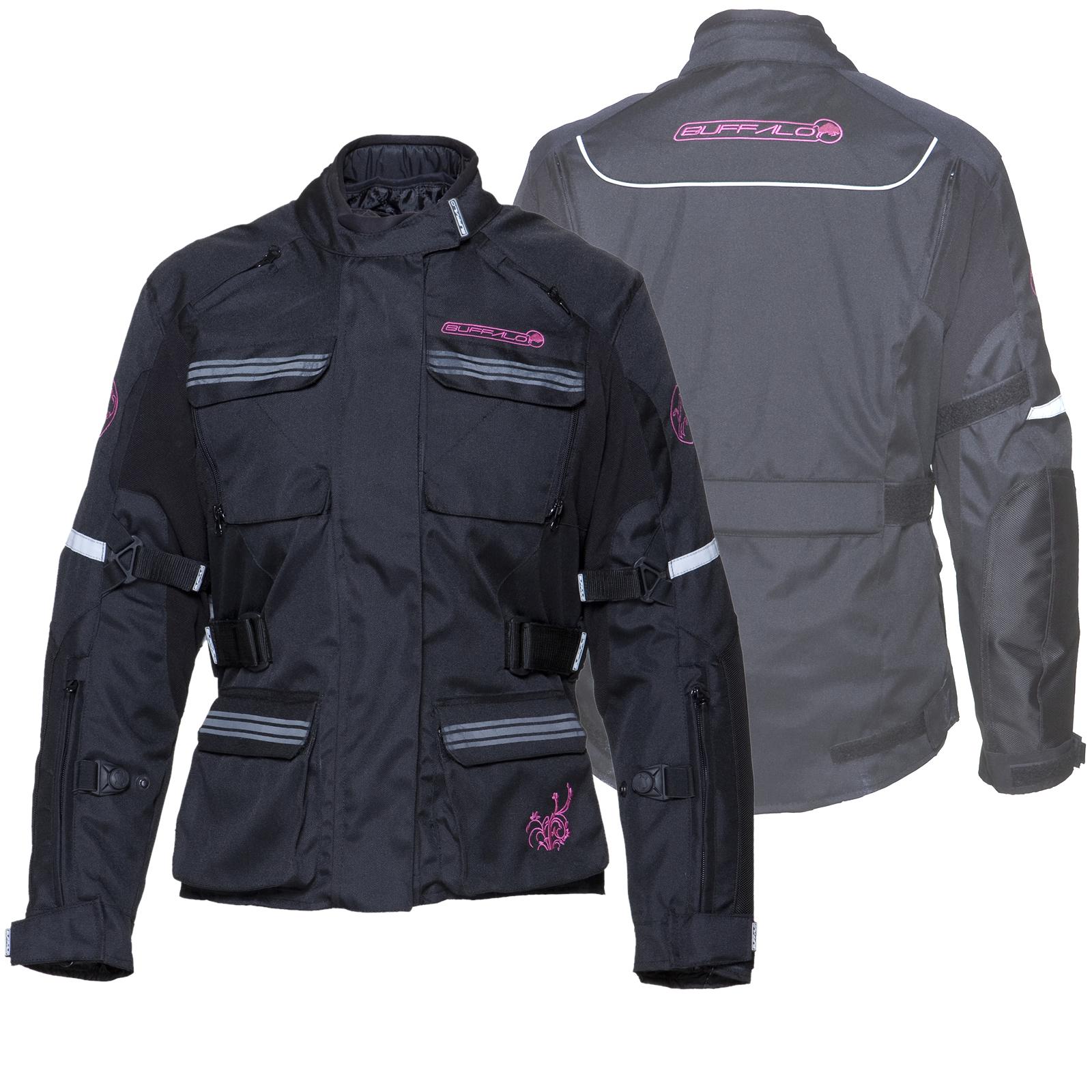 Buffalo Scope women's motorcycle jacket £39.99 @ Ghost bikes