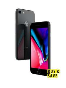Iphone 8 £606.09 for new customers only via credit account using code LXJUL @ Very