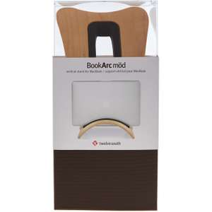 Twelve South Brown Wooden BookArc Mod Stand For MacBook - £19.99 @ TK Maxx (£1.99 click and collect / £3.99 delivery)