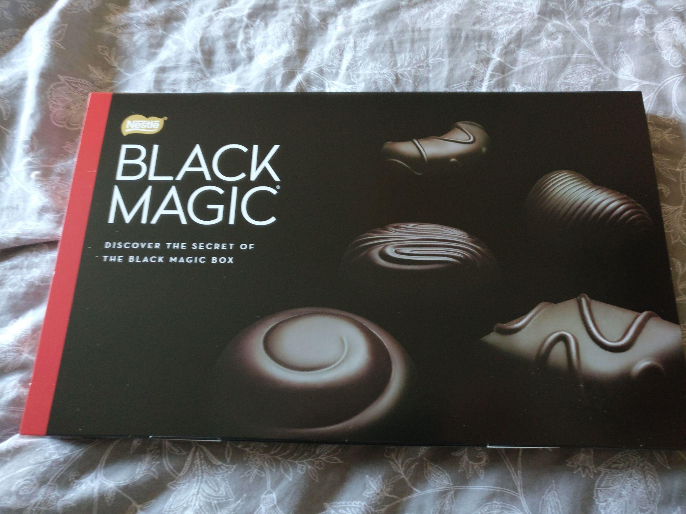 Large box of Black Magic 443g instore reduction £2.50 at Morrison's - Kirkstall