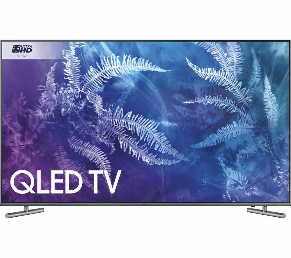 """SAMSUNG QE55Q6FAMT 55"""" Smart 4K Ultra HD HDR QLED TV - £899 @ Reliant Direct"""